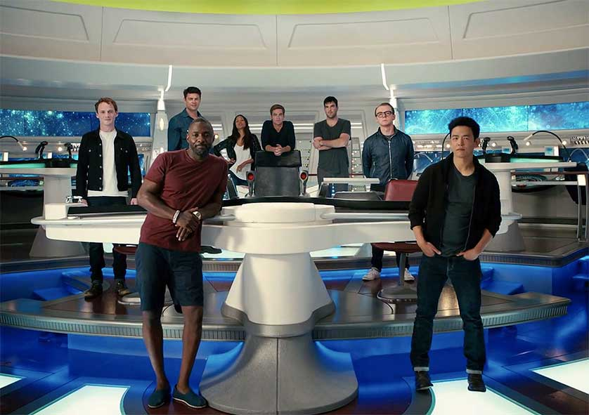 'Star Trek Beyond' To Debut Trailer In Front Of 'Star Wars'