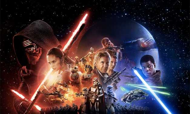 Blu-ray Review: 'Star Wars: Episode VII The Force Awakens'