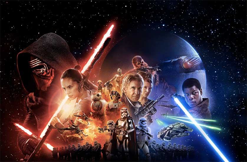 How Does 'Force Awakens' Compare to Other 'Star Wars' Films?