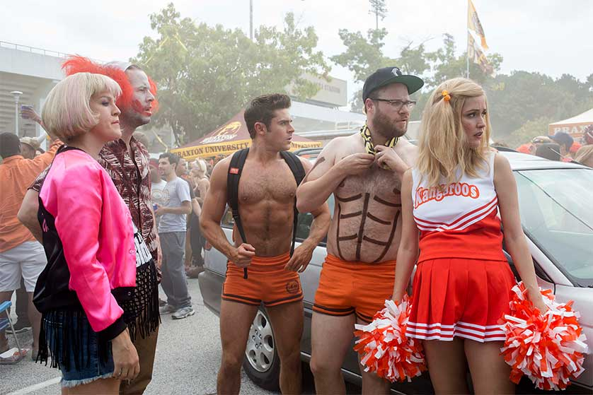 'Bad Neighbors 2' Trailer Introduces Selena Gomez Into the Mix