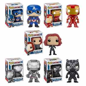 Funko-Pop-Captain-America-Civil-War-1