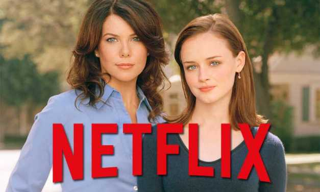 Possible 'Gilmore Girls' New Set Photos Hint at Netflix Revival