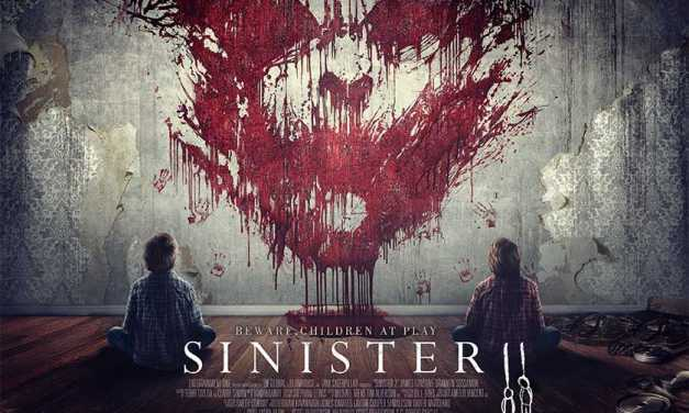 Contest: 'Sinister 2' Blu Ray Giveaway!