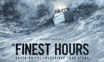 Review: 'The Finest Hours' Barely Stays Afloat