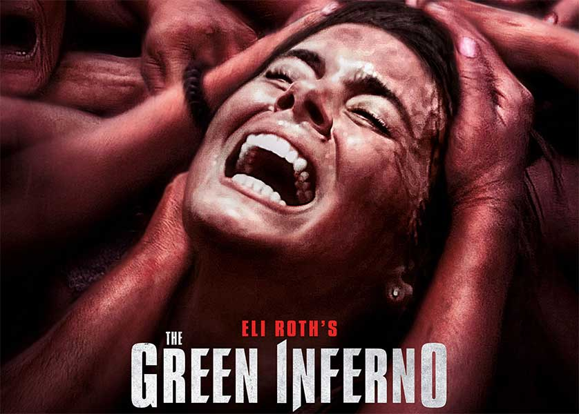 Contest: 'The Green Inferno' Blu Ray Giveaway!