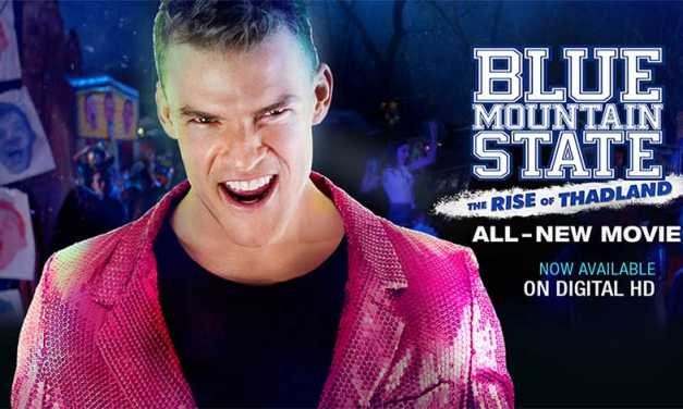 'Blue Mountain State' Live Stream Party Happening Tonight!