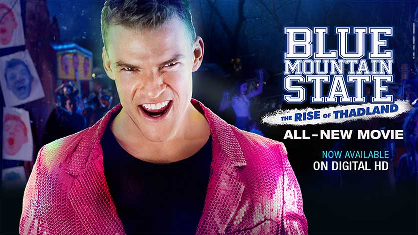 Exclusive: The Guys of 'Blue Mountain State' Give Explicit Insight Into 'Rise of Thadland'
