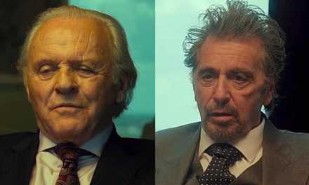 Review: <em>Misconduct</em> May Ruin Al Pacino and Anthony Hopkins