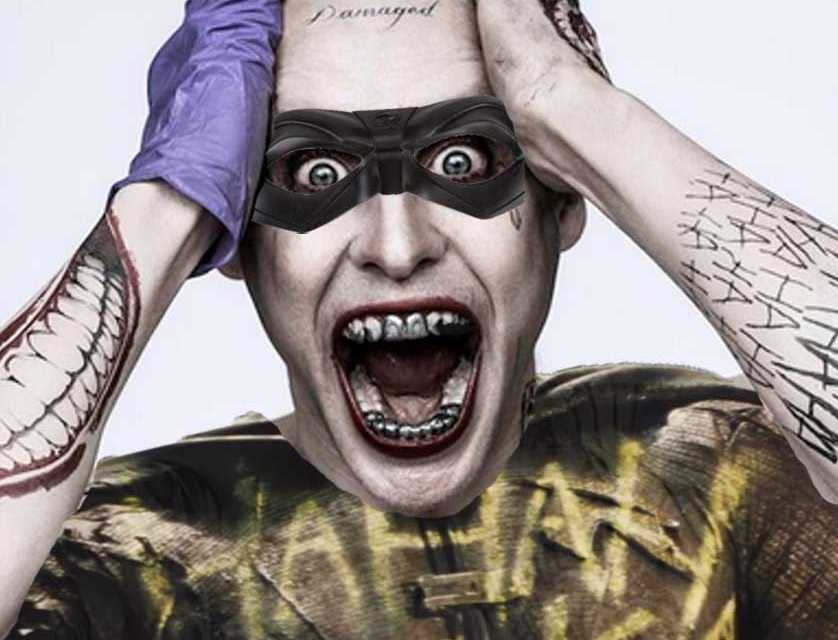 How 'Batman V Superman' Maybe Confirmed Robin as the Joker