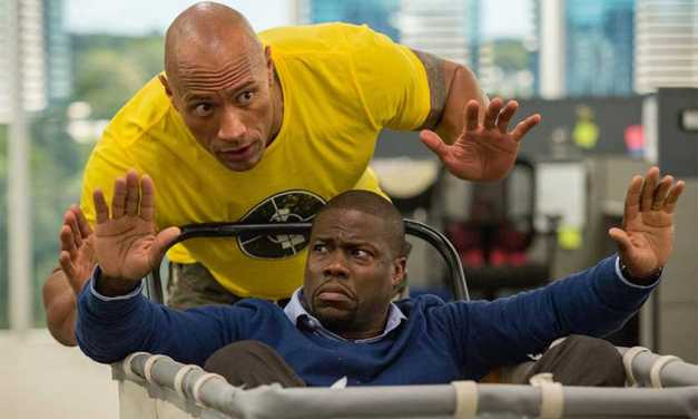 Trailer for 'Central Intelligence' Teams Up Dwayne Johnson and Kevin Hart