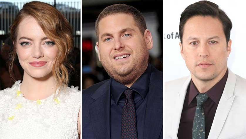 Emma Stone, Jonah Hill to Star in Dark Fukunaga Comedy Series