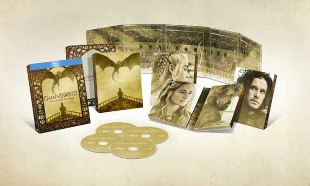 Unboxing: 'Game of Thrones Season 5' Review and Contest