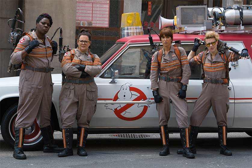 'Ghostbusters' International Trailer Cites Race and Gender