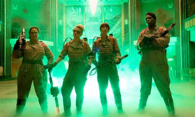The First 'Ghostbusters' Reboot Trailer is Here And AWESOME