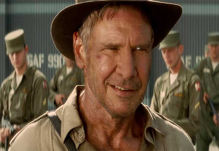 'Indiana Jones 5' With Harrison Ford and Steven Spielberg in 2019