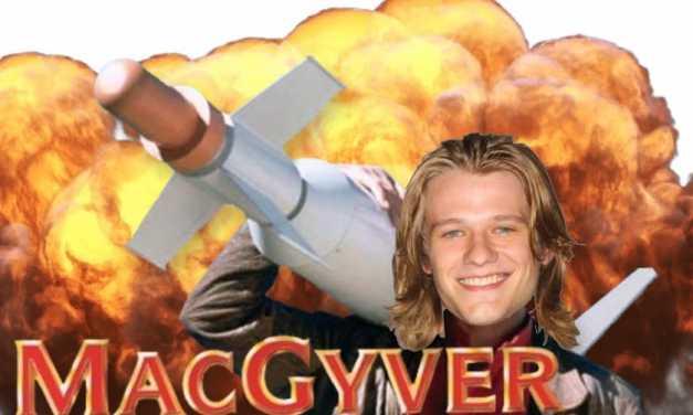 'X-Men' Star Lucas Till To Lead CBS 'MacGyver' Reboot