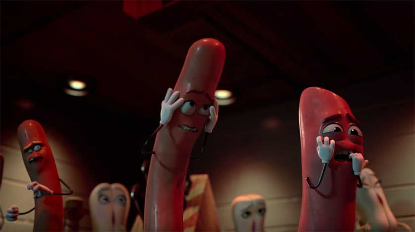 Trailer For First R-Rated CG Animated Movie 'Sausage Party' From Seth Rogen