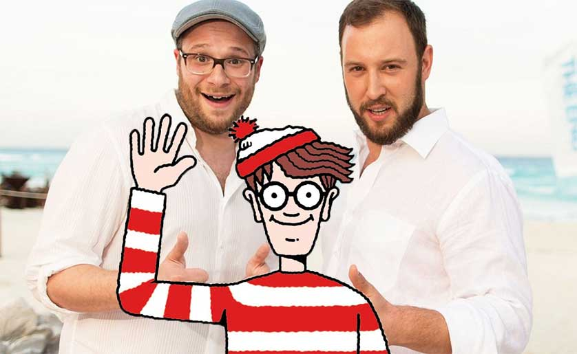 Seth Rogen and Evan Goldberg in Talks for 'Where's Waldo' Movie