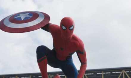 Spider-Man Debuts in 'Captain America Civil War' Trailer