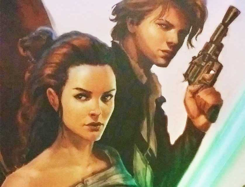 'Star Wars The Force Awakens' Early Art Shows a Different Movie
