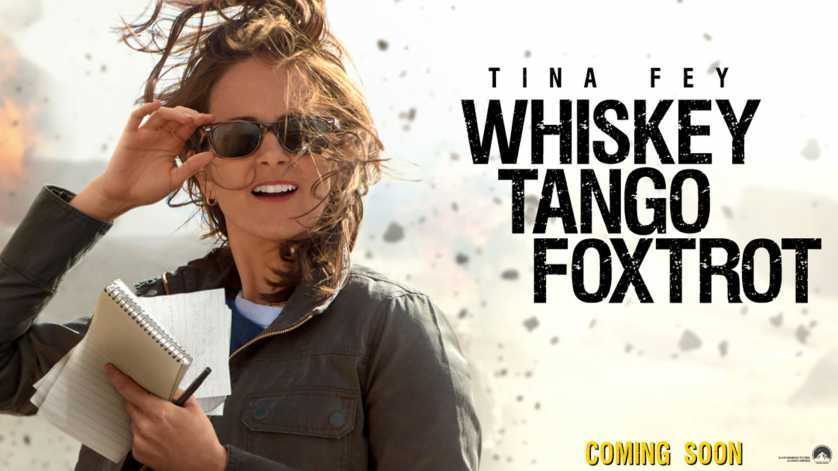 Review: 'Whiskey Tango Foxtrot' Surprises and Hits Hard