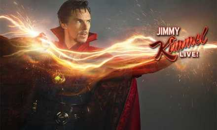 'Doctor Strange' Trailer to Debut Next Week on Jimmy Kimmel