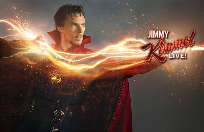 'Doctor Strange' Trailer World Premiere
