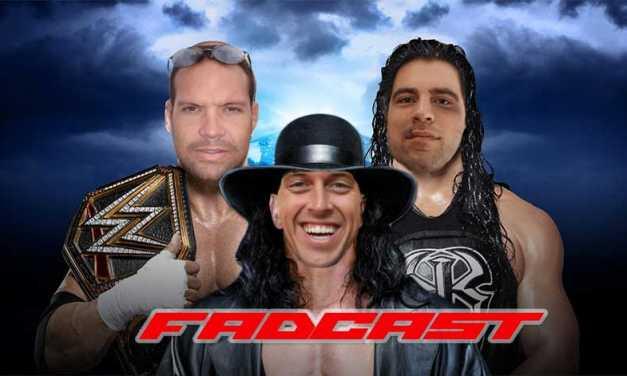 FadCast Ep. 83 | WWE Wrestlemania & Wrestlers in Film ft. Nick Nolasco