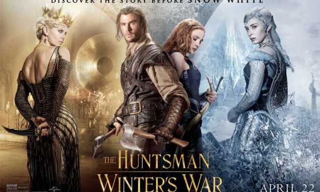 Contest: 'The Huntsman: Winter's War' Blu-ray Combo Giveaway