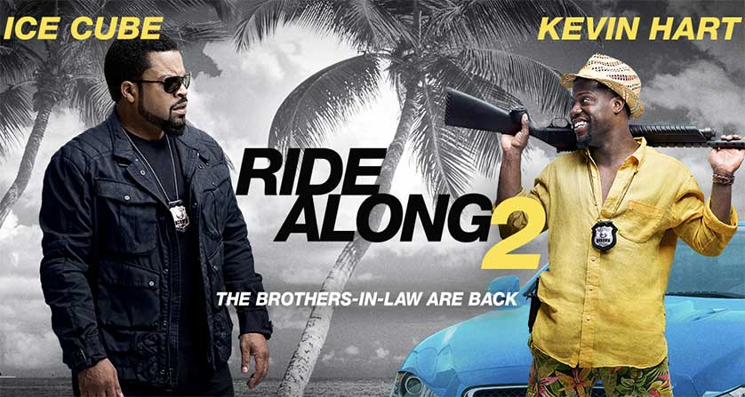 Blu-ray Review: 'Ride Along 2' Brings The Same Laughs With a Bigger Budget