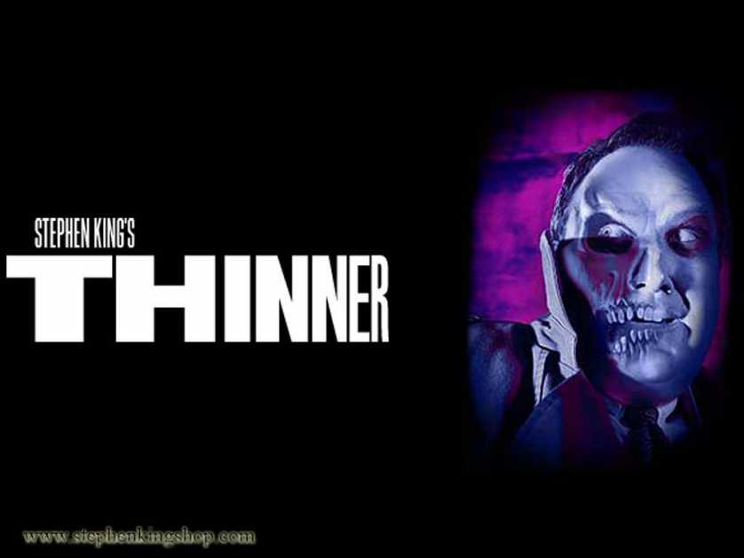 Tbt Review Stephen King S Thinner Creeps And Intrigues
