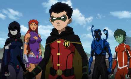 Review: DC 'Justice League Vs Teen Titans' Brings War Home