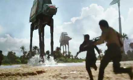 'Rogue One: A Star Wars Story' Trailer Premieres!