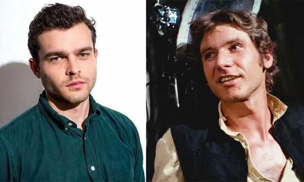 Alden Ehrenreich is Perfect for Young Han Solo!