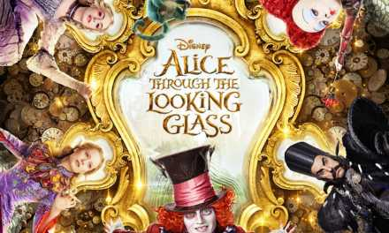 Review: 'Alice Through the Looking Glass' is Weird