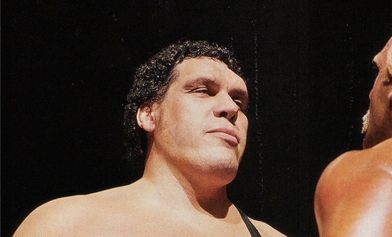 Andre the Giant Film in Development