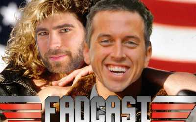 FadCast Ep. 89 | Top Gun and Other Jet Fueled Movies