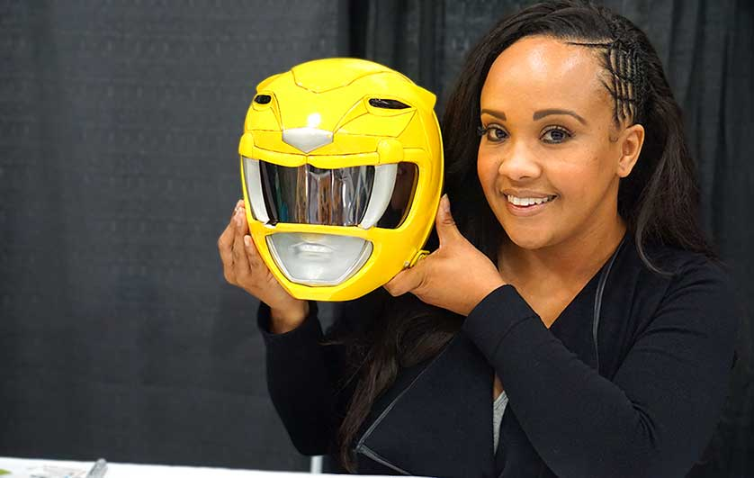 Exclusive: Karan Ashley Talks Power Rangers and 'The Order' at Tidewater Comicon