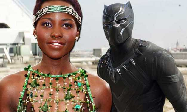 Lupita Nyong'o in Talks For Marvel 'Black Panther' Role