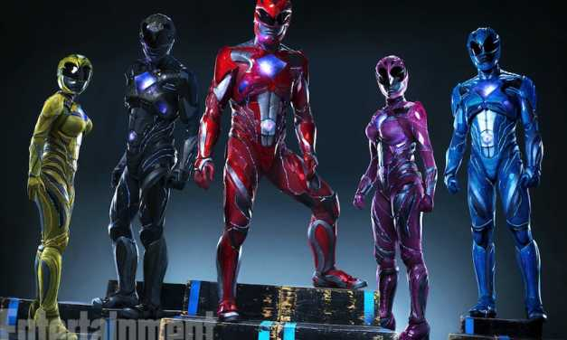 Review: 'Power Rangers' Is Flawed, But Fun To Watch