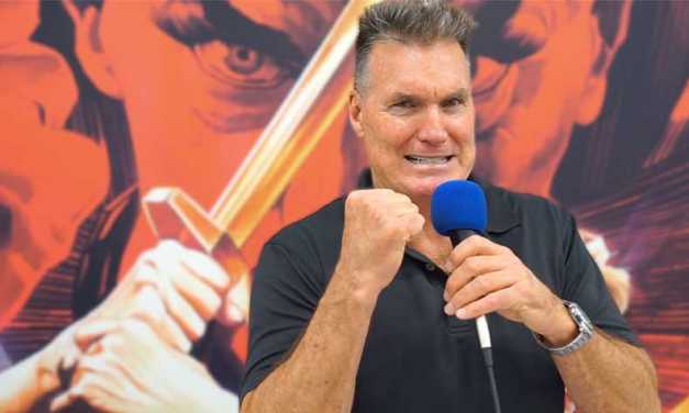 Exclusive: Sam Jones Credits Clint Eastwood For 'Flash Gordon' Career at Tidewater Comicon