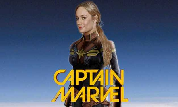 Brie Larson Officially Confirmed As Captain Marvel At SDCC