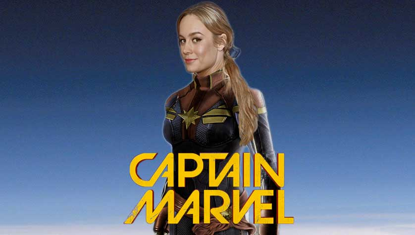 Why Brie Larson as Captain Marvel Is Perfect