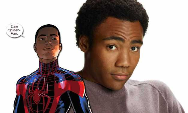 Why Donald Glover is Not Miles Morales in 'Spider-Man Homecoming'