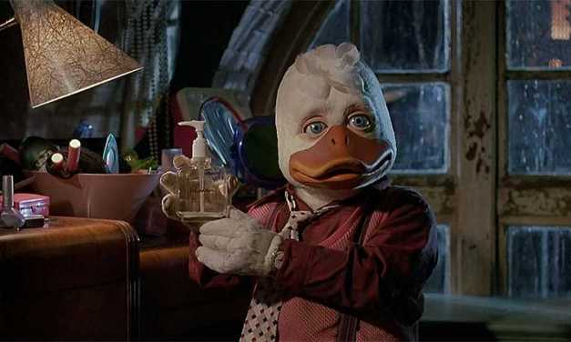 TBT Review: 'Howard the Duck' is Famously Bad