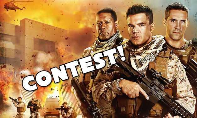 Contest: 'Jarhead 3 The Siege' Blu-ray Giveaway