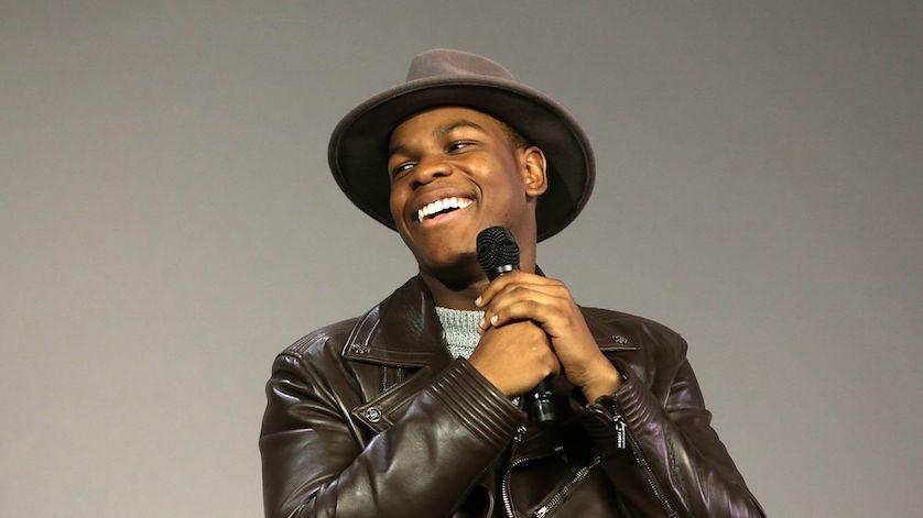 John Boyega Calls Idris Elba Daddy For 'Pacific Rim 2'