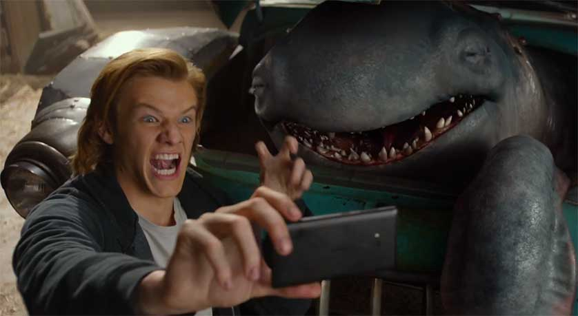 'Monster Trucks' Trailer Brings Lucas Till's Truck to Life