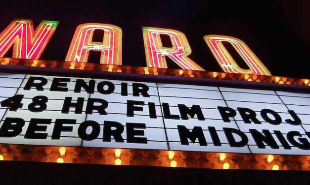 The Naro Cinema: An Local Theatre Appreciation
