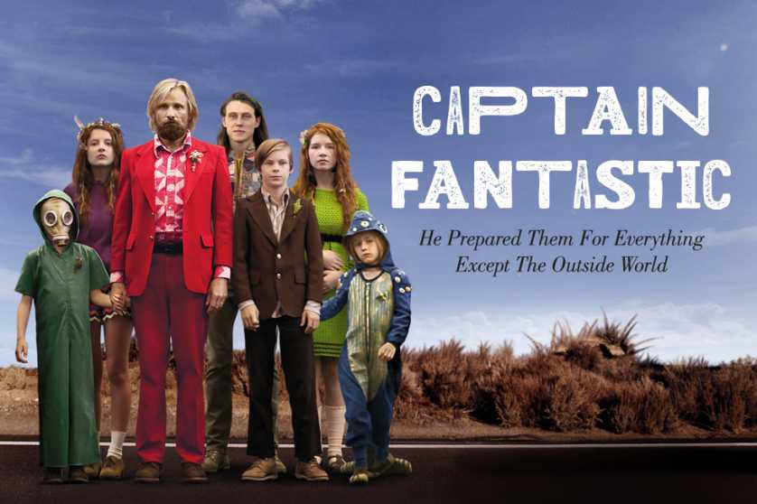 Review: 'Captain Fantastic' is Fantastic